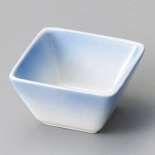 ブルー角豆小鉢 和食器 珍味 業務用