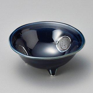 いぶし丸紋三ッ足3.8鉢 和食器 小鉢(小) 業務用