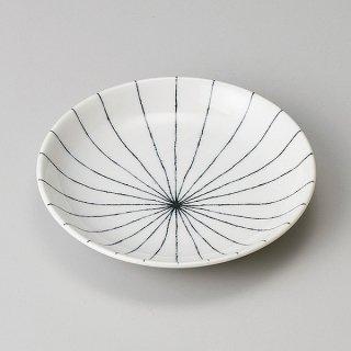 糸つむぎ反り50皿 和食器 フルーツ皿・銘々皿・取皿 業務用