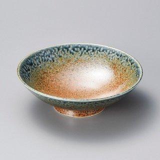 砂地藍流し8.0盛鉢 和食器 盛鉢 業務用 約24.5cm 和食 和風 鉢 大鉢 サラダ 揚げ物 煮物 ボウル 創作料理 ボール 人気 定番
