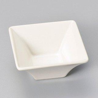 白薫7cm四角ボール 和食器 刺身用千代久 業務用 約7.2cm さしみ用 お造り用 しょうゆ入れ 醤油皿 たれ用 タレ皿