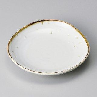 鉄粉流し4.0皿 和食器 フルーツ皿・銘々皿・取皿 業務用