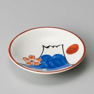 富士手書き小皿 和食器 小皿 業務用