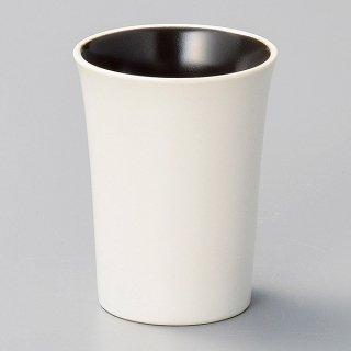 ミストホワイトタンブラー 和食器 フリーカップ 業務用