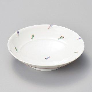 斜め十草8.0鉢 和食器 盛鉢 業務用 約24.8cm 和食 和風 鉢 大鉢 サラダ シンプル 煮物 ボウル 創作料理 おしゃれ 人気 定番