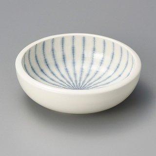 ひより白括り手8寸深鉢 和食器 盛鉢 業務用 約23.7cm 和食 和風 鉢 大鉢 サラダ 揚げ物 煮物 ボウル 創作料理 ボール 人気 定番