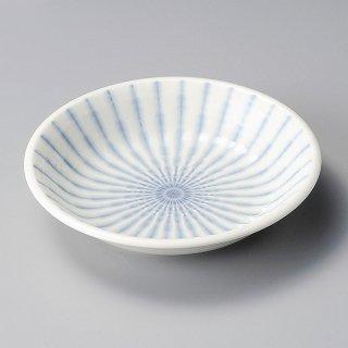 ひより白多用皿 和食器 丸皿(中) 業務用