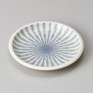 ひより白括り手4寸皿 和食器 フルーツ皿・銘々皿・取皿 業務用