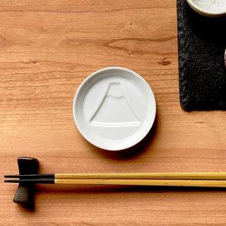 富士山しょう油小皿 和食器 小皿 業務用