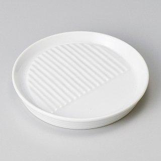 白減塩皿 大 和食器 フルーツ皿・銘々皿・取皿 業務用