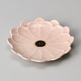 デイジーピンク銘々皿 和食器 フルーツ皿・銘々皿・取皿 業務用