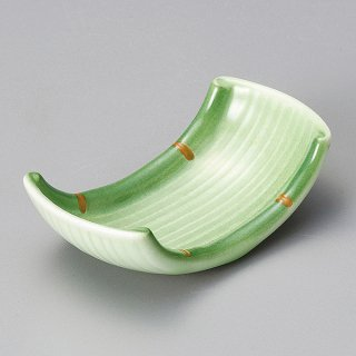 緑翠反竹珍味 和食器 珍味 強化 業務用