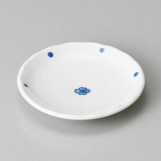 花暦3.5丸皿 和食器 小皿 強化 業務用