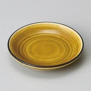 黄瀬戸小皿 和食器 小皿 業務用