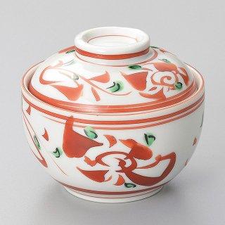 赤絵万暦小煮物 和食器 蓋向・円菓子碗 業務用