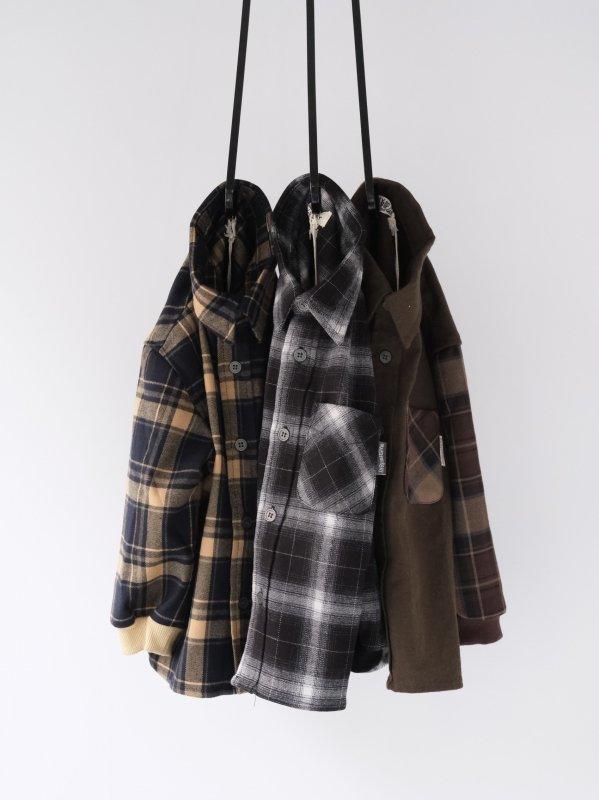 FLネルチェックシャツ140118