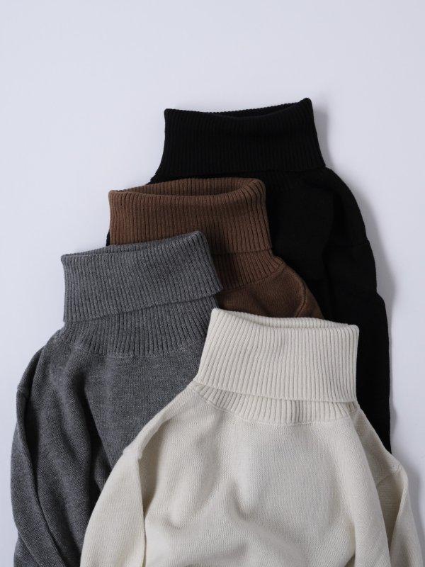 FLタートルネックセーター140116