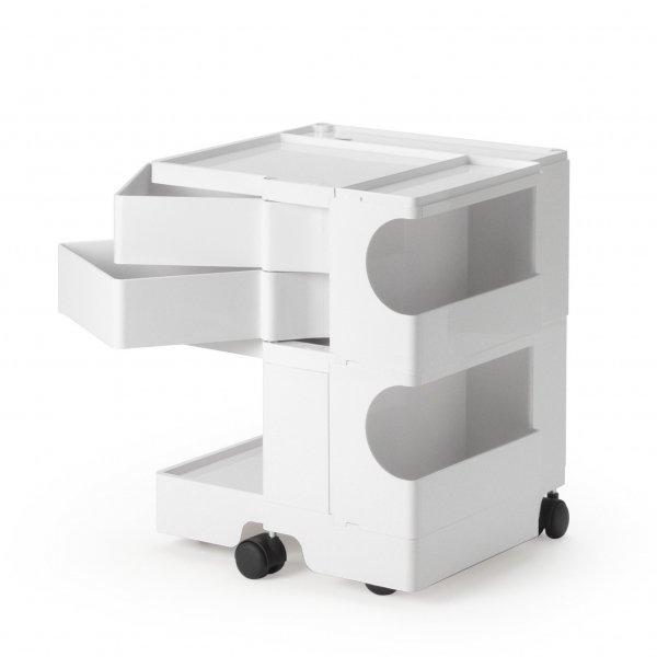 Boby Wagon 2段 ホワイト