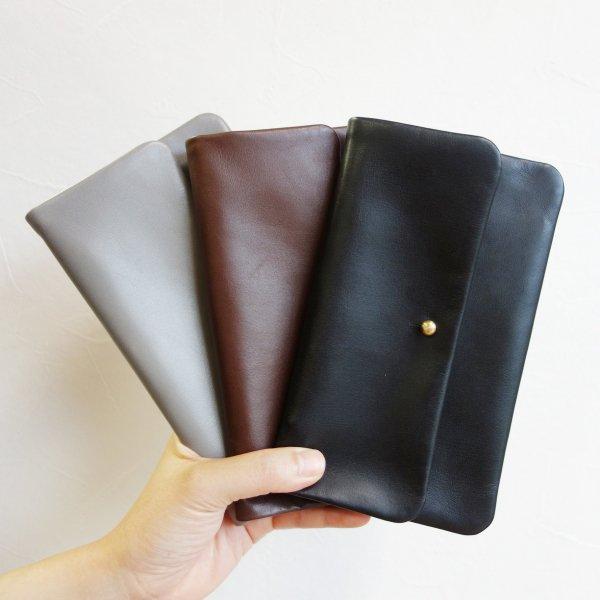 Single Flap Wallet