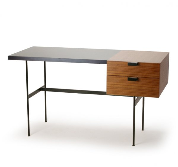 F031 Desk Teak