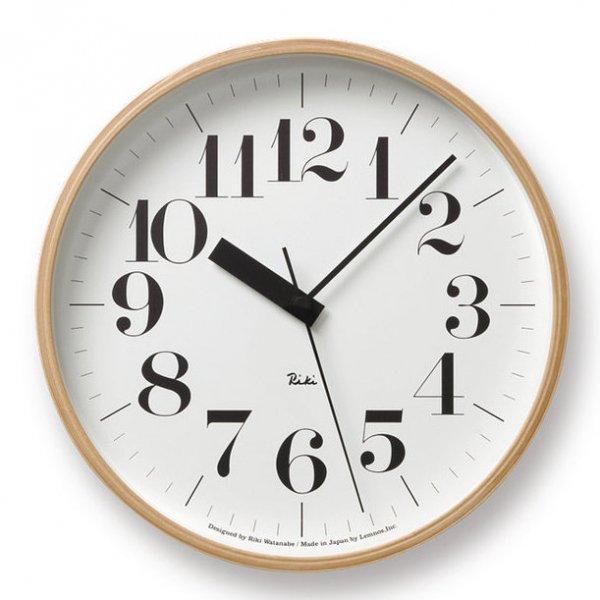 Riki Clock RC M 電波時計 (WR20-02)