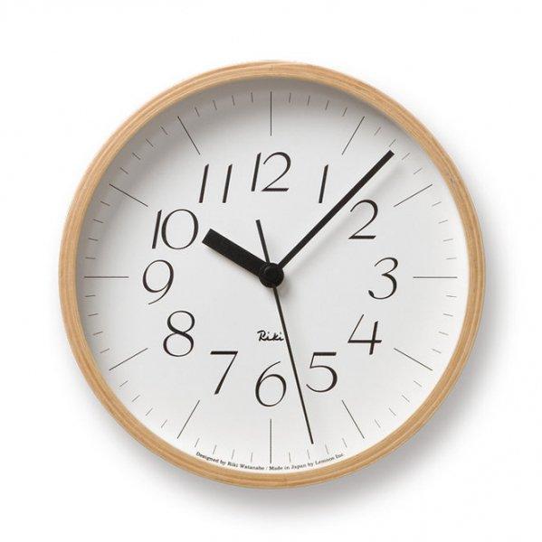 Riki Clock S (WR-0312S)