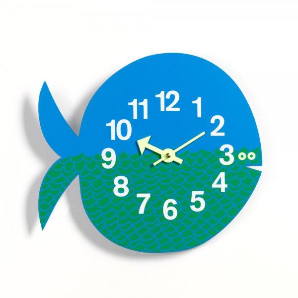 "Zoo Timer Clock ""Fernando the Fish"