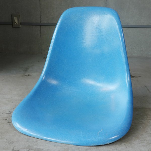 Side Shell / Cobalt Blue