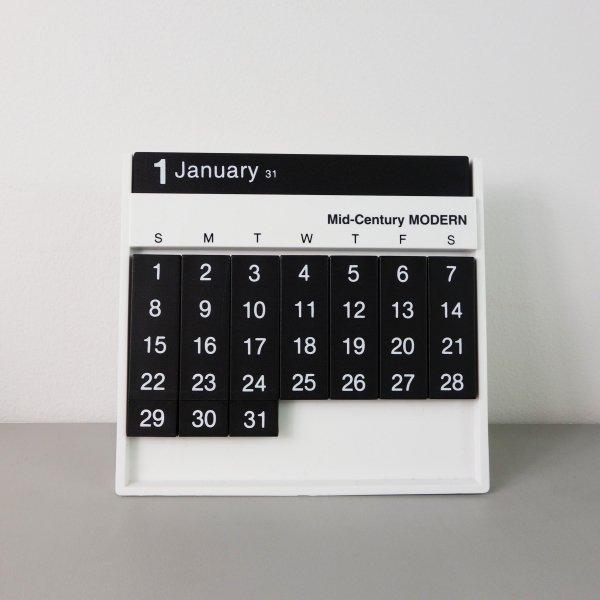 Mid-Century MODERN 特注 Always Calendar