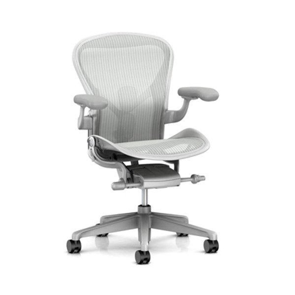 Aeron Chair Remastered  Mineral Frame / Dark Mineral Base