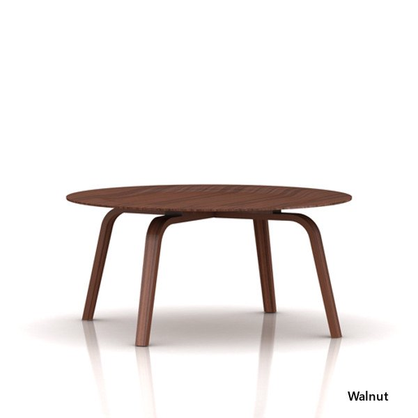 Plywood Coffee Table / Wood Base