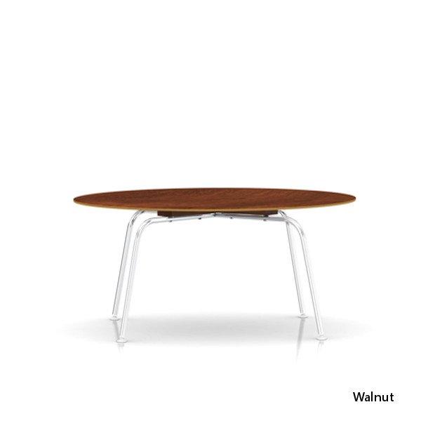 Plywood Coffee Table / Metal Base