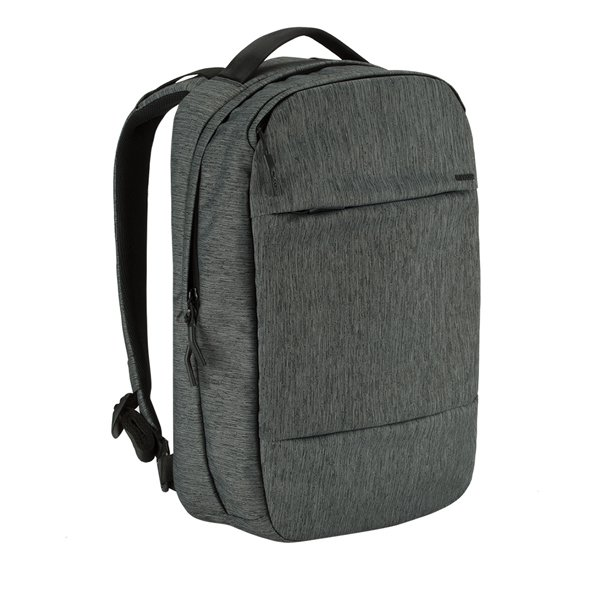 Incase City Collection Backpack / HEATHER BLACK<img class='new_mark_img2' src='https://img.shop-pro.jp/img/new/icons5.gif' style='border:none;display:inline;margin:0px;padding:0px;width:auto;' />