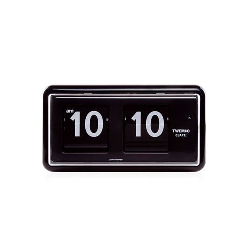 Twemco Table Clock #QT-30