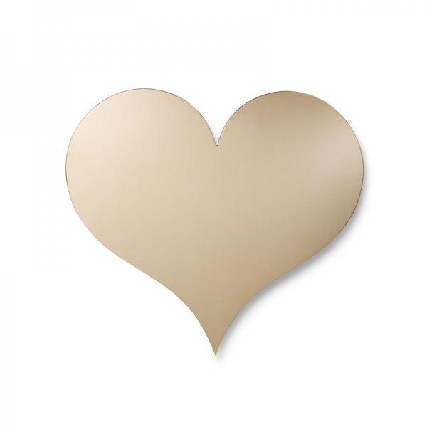 Metal Wall Relief / Heart
