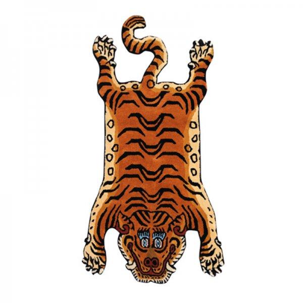 Tibetan Tiger Rug DTTR-01 / Large