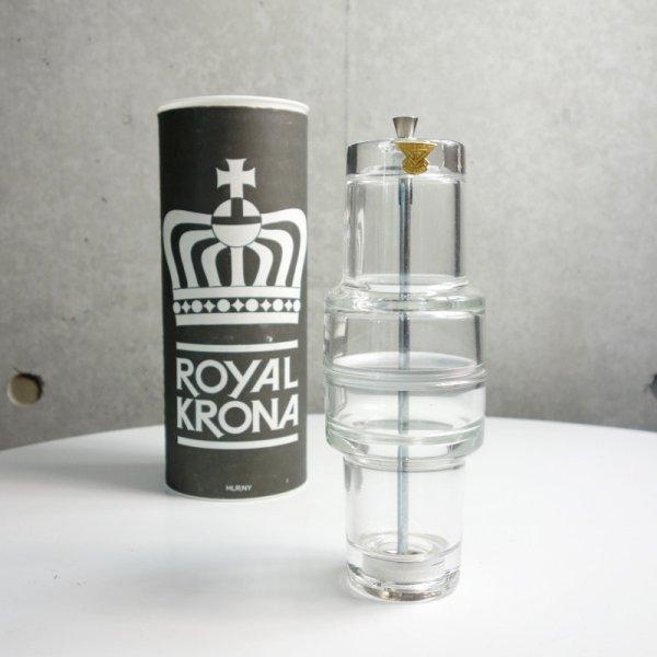Royal Krona Crystal Pepper Mill