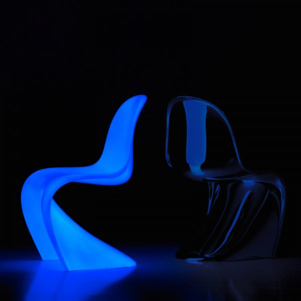 Panton Chair 50th Anniversary Edition / Glow - MID-Century MODERN