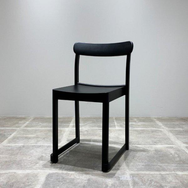 Atelier Chair (アトリエチェア) / Beech(Black)