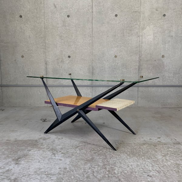 Glass Coffee Table / Angelo Ostuni
