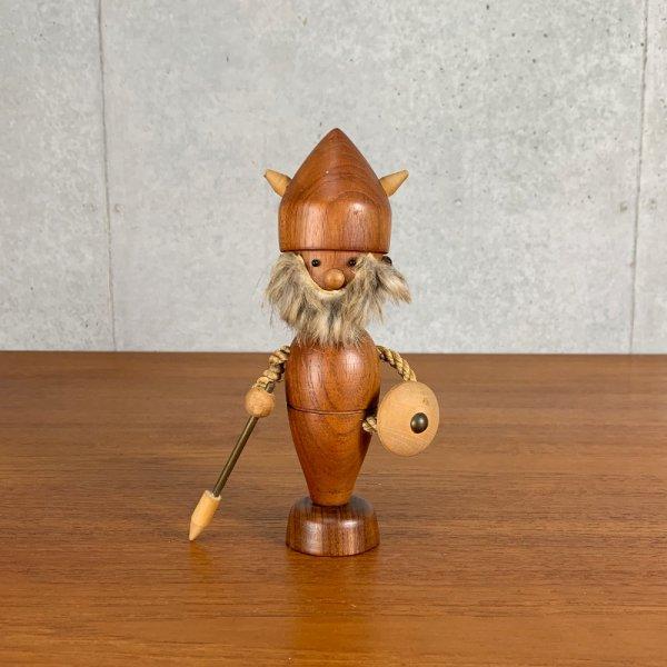 Viking Wine & Bottle Opener
