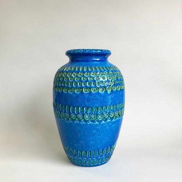 Rimini Blue Vintage Vase