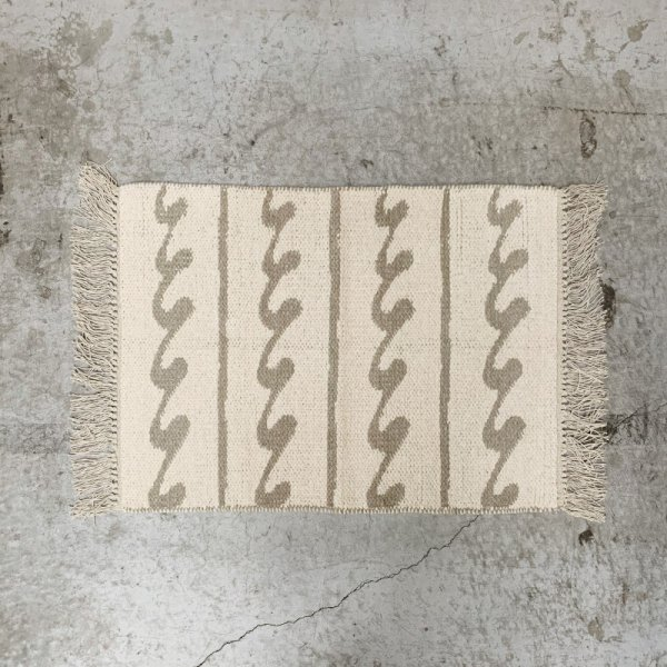 Folk Art Rug (Entrance) / Nami