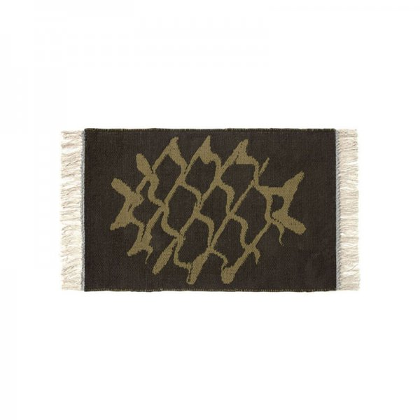 Folk Art Rug (Entrance) / Koshi