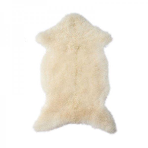 Cashmere Fur Mat / White