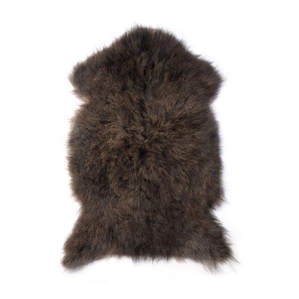 Cashmere Fur Mat / Brown