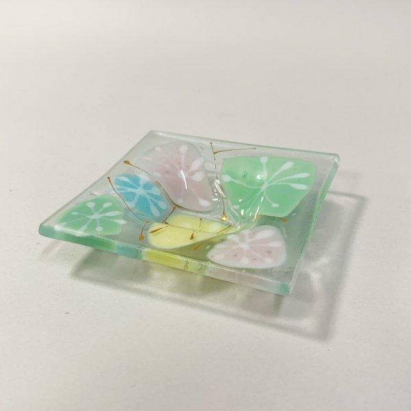 Higgins Glass / Square Dish / #40
