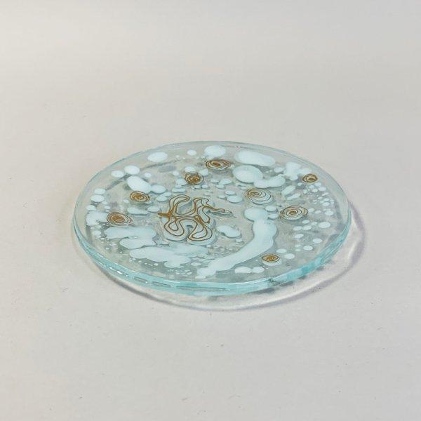 Higgins Glass / Circle Dish / #75