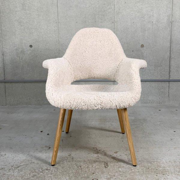"Organic Chair ""Sheepskin"" / Limited Edition"