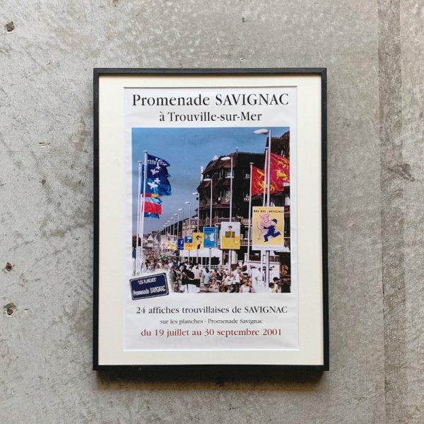 Raymond Savignac Poster / Promenade Savignac